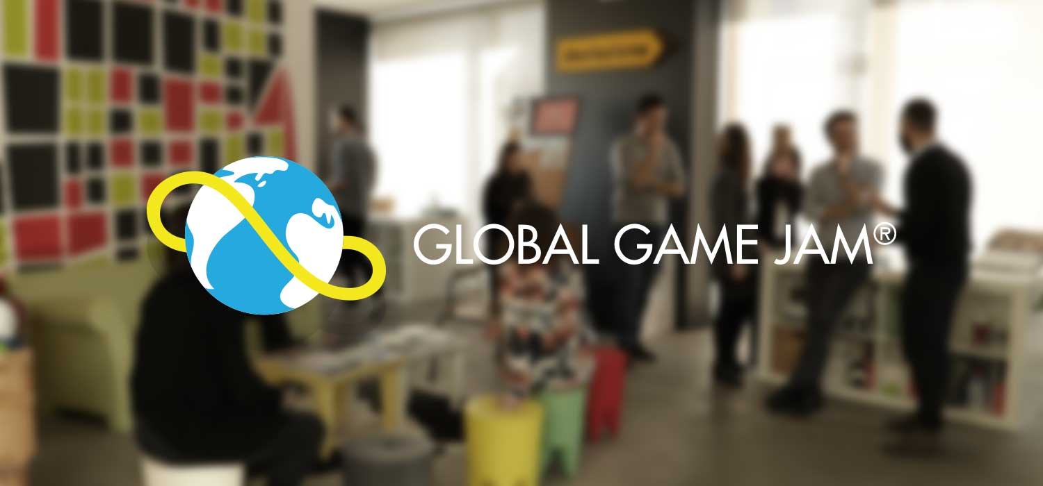 La Global Game Jam fa tappa in Adacto! Dal 25 al 27 gennaio, in contemporanea mondiale. 1