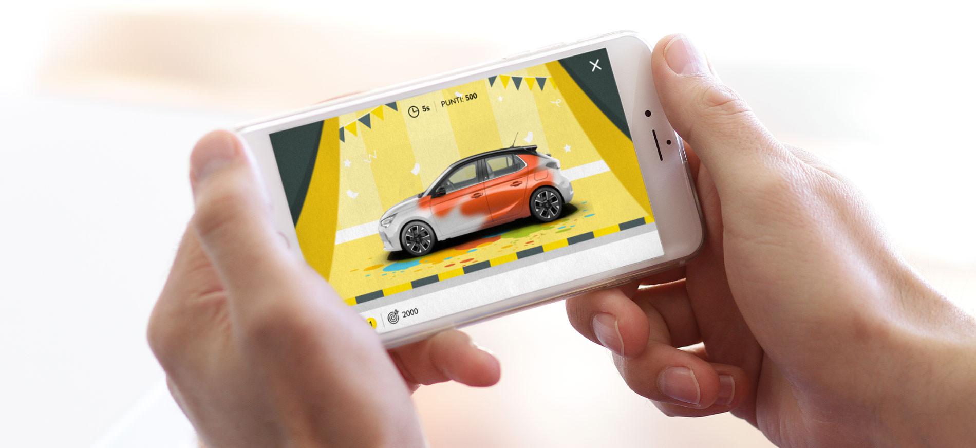 Cancelli aperti per App Corsaland: la città dei giochi targata Opel 2